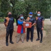 Misi bantuan banjir daripada Pejabat Roadcare Kawasan Kuala Terengganu untuk Daerah Hulu Terengganu