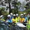 Lawatan Pengarah CSFJ JKR Ke Lokasi Projek Mill &Pave Di Laluan FT02 Sek 335- 338 Jalan Gambang - Kuantan