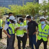Mesyuarat Audit Penyerahan Lorong Motorsikal di Lebuhraya Persekutuan
