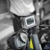 Penyerahan Dan Pemasangan Kamera GoPro Pada Motorsikal Technical inspector
